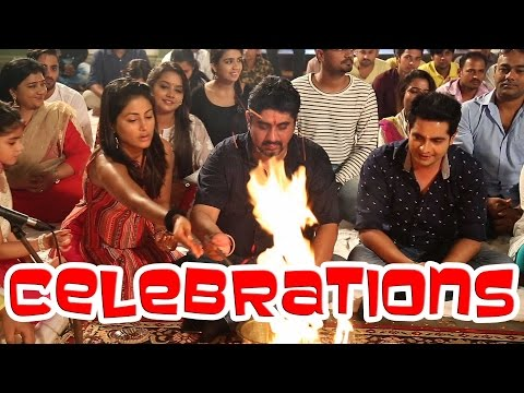 Team Yeh Rishta Kya Kehlata Hai celebrates as they