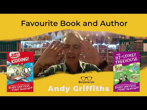 Andy Griffiths | Favourite book and author
