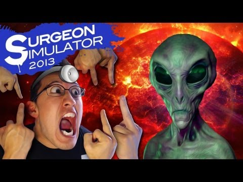 surgery - The unending RAGE deep within my soul burns with the white-hot intensity of a thousand suns! Subscribe Today ▻ http://bit.ly/Markiplier More Surgeon Simulato...