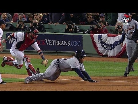 Video: Red Sox turn unique double play