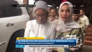 Video Kasus Kebohongan Ratna Sarumpaet Berbuntut Panjang, 17 tokoh politik Dilaporkan ke Polisi- IMS MP3, 3GP, MP4, WEBM, AVI, FLV Oktober 2018
