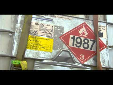 Reportage sur le gaz de schiste