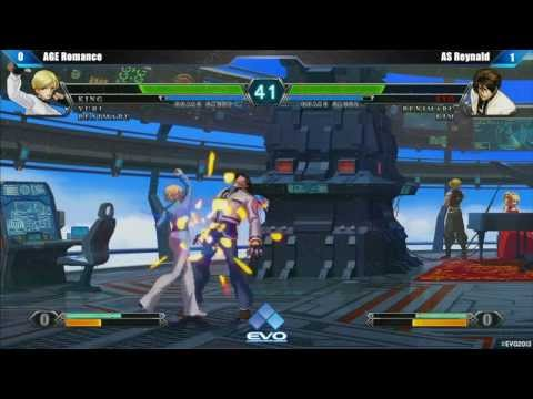 EVO 2013 - The King of Fighters XIII - Top 8