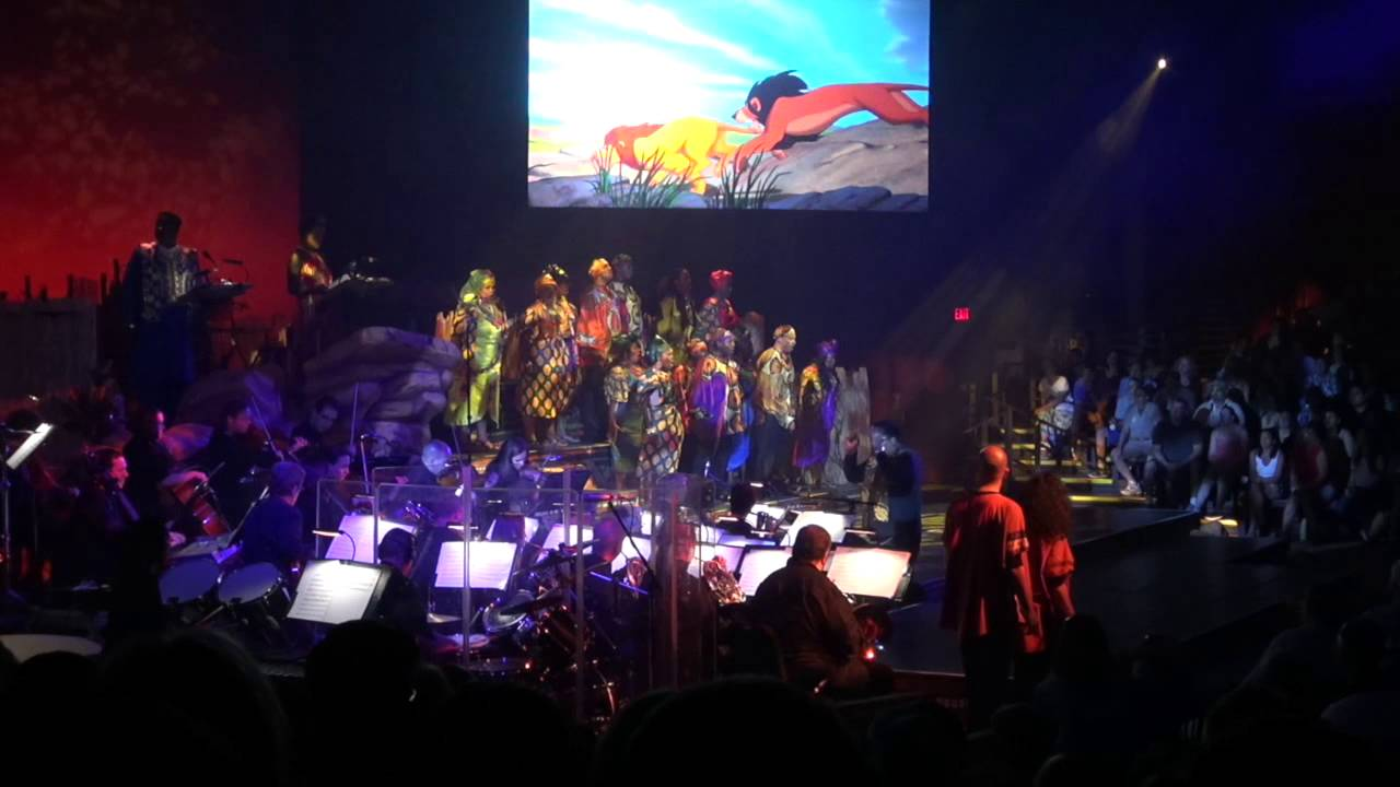 Harambe Nights - The Lion King Concert in the Wild