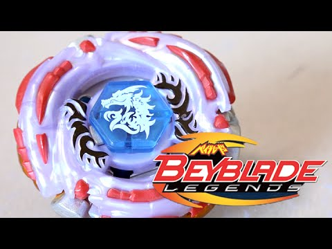 Meteo L-Drago LW105LF Beyblade LEGENDS (BB-88) Unboxing & Review! - Beyblade Metal Masters!