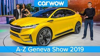 Video Best new cars coming 2020-2021: my A-Z guide of the Geneva Motor Show | carwow MP3, 3GP, MP4, WEBM, AVI, FLV Maret 2019