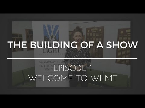 The Building of a Show : Episode 1 - Welcome to WLMT