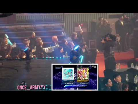 Video 170222 BTS & EXO Reaction Twice Speech @6th Gaon Chart Music Awards download in MP3, 3GP, MP4, WEBM, AVI, FLV February 2017