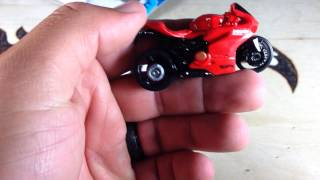 6. Hot Wheels New For 2014 Ducati Panigale 1199 60 Second Review!!!