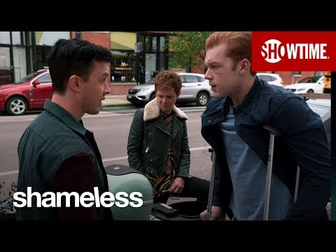 'Looks Like We Both Moved On' Ep. 9 Official Clip | Shameless | Season 10