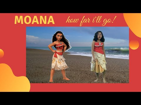 How far I'll go | Disney's Moana