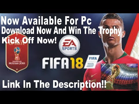 FIFA 18 World Cup Update Crack PC + Full Game Download