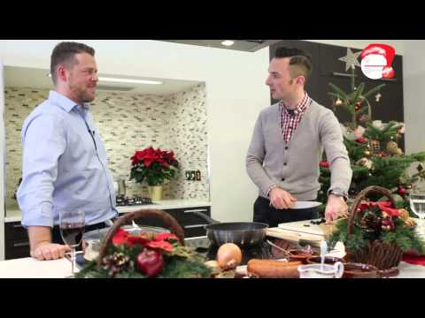 Cook With The Polish Embassy In Dublin! Part 1 Xmas Edition