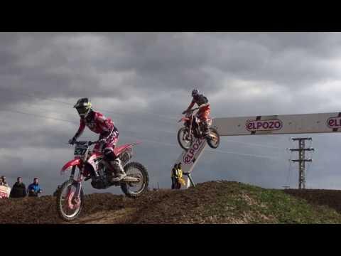 Nacional de Motocross 2017 en Las Salinas