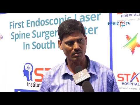 Nayak-First Endoscopic Laser Spine Surgery Center