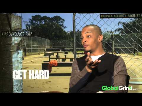 @Tip Explains Why He's Making ATL 2, Get Hard & Racism