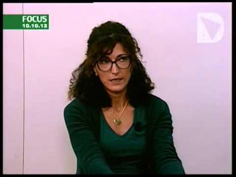 L'assessore regionale all'ambiente Anna Rita Bramerini ospite di Focus, condotto da Elisabetta Matini.