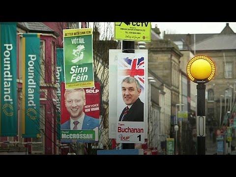 Σε πολωμένο κλίμα οι εκλογές στη Βόρεια Ιρλανδία