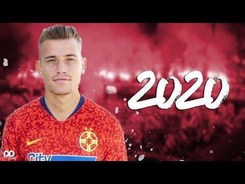 Bun venit Darius Olaru ! Noua Perla a Stelei ● 2020 Goluri/Driblinguri/Pase