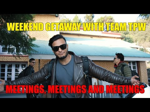 (Weekend getaway with team TPW | Sushant Pradhan - Duration: 14 minutes.)