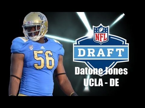 Datone Jones - 2013 NFL Draft Profile video.