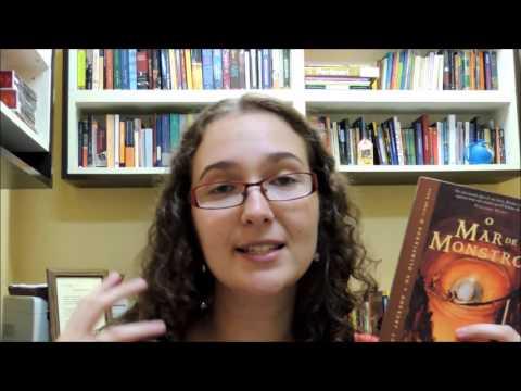 """Percy Jackson"" (a saga) - Rick Riodan: COMENTÁRIO"