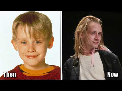 Home Alone Cast Then and Now ★ 2018