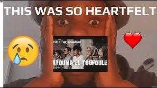 Video ATOUNA EL TOUFOULE Cover by SABYAN||REACTION MP3, 3GP, MP4, WEBM, AVI, FLV Agustus 2018