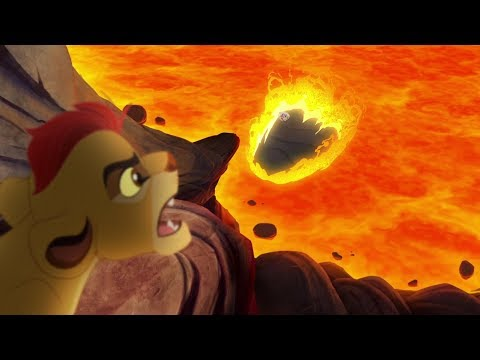 Lion Guard: Saving Zazu | The Morning Report HD Clip