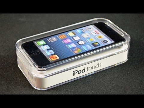 DetroitBORG - Unboxing and hands-on of the new iPod Touch 5G. Enter to win an iPod Touch 5G (Winner announced on October 19th!): http://www.youtube.com/watch?v=U5GoC4-3mK8...