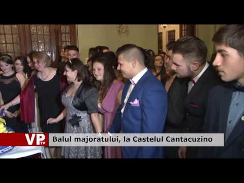 Balul majoratului, la Castelul Cantacuzino