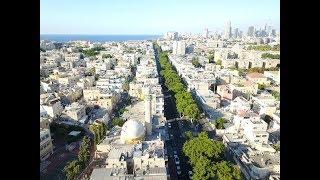 إطلالة جويّة على شارع جمال باشا بيافا ضمن الحلقة 18 من سلسلة معالم من بلدي