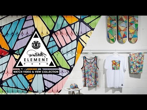 Element x PUSH Collaboration Collection