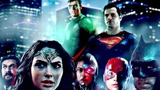 Justice League Trailer and Superman Green Lantern Theory