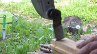 новая пилка по дереву Бош на мфу Штурм