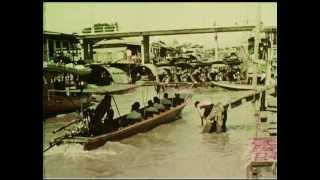 Bangkok: The Life Of A Boat Family In 1970