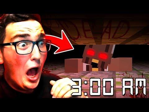 Do NOT Play Granny Horror at 3:00 AM! (видео)