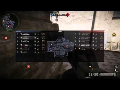 КВ Клан _--Рейд--_ vs Дикая-Дивизия Warface (видео)