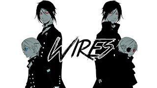 Video Nightcore - Wires [Request; deeper version] +lyrics MP3, 3GP, MP4, WEBM, AVI, FLV Maret 2018
