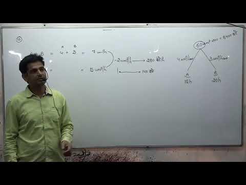 Rakesh Yadav time and work part 2