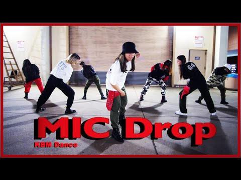 Kbm Dance | Bts (방탄소년단) - Mic Drop Dance Cover 댄스 커버