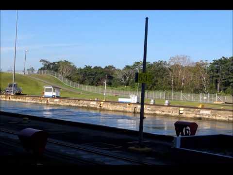Carnival Miracle Panama Canal