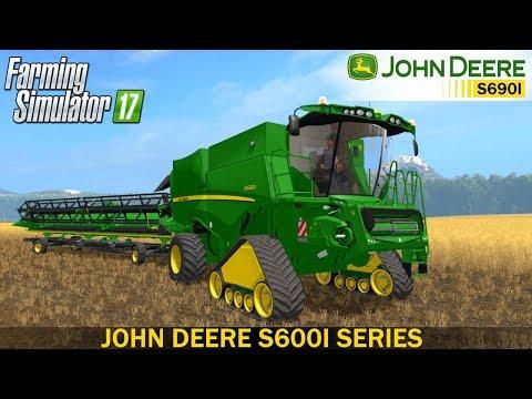 JOHN DEERE S600I SERIES PACK v1.0