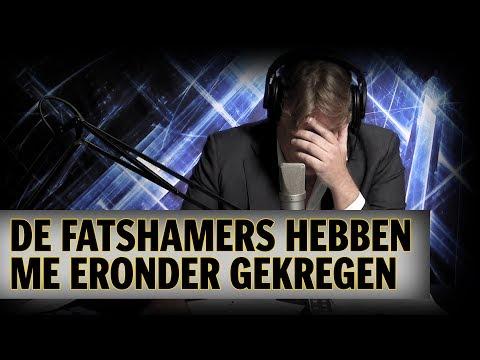 DE FATSHAMERS HEBBEN ME ERONDER GEKREGEN - DE JENSEN SHOW #26