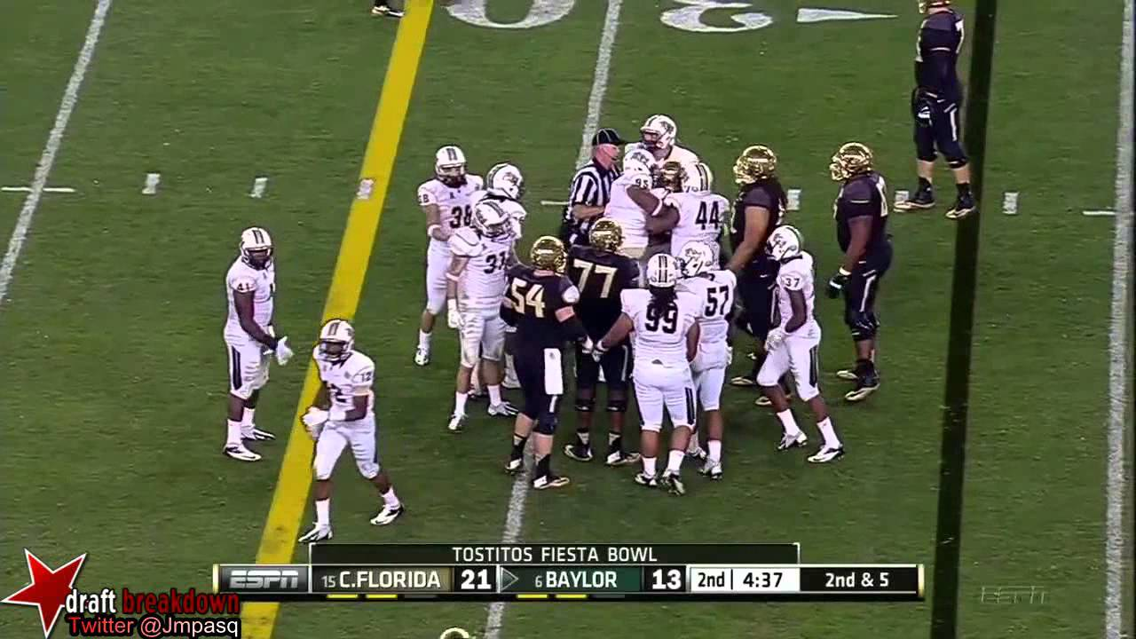 Lache Seastrunk vs UCF (2013)
