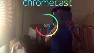 May 28, 2014 chromeCast苦戦中!