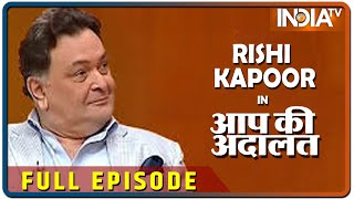 Video Rishi Kapoor in Aap Ki Adalat 2016 (Full Episode) MP3, 3GP, MP4, WEBM, AVI, FLV Juni 2019