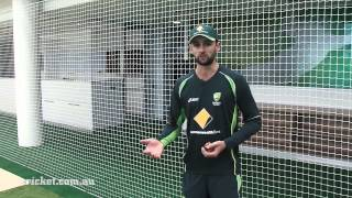 Nathan Lyon talks cricket.com.au through how he goes about off spin, including some tips for aspiring spinners.