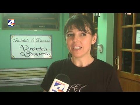 Instituto de Danzas Verónica Samurio fue homenajeado en la Junta por logros en mundial de danzas en Panamá