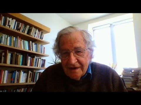 Science Fiction - http://www.singularityweblog.com/noam-chomsky-the-singularity-is-science-fiction/ Dr. Noam Chomsky is a famed linguist, political activist, prolific author a...